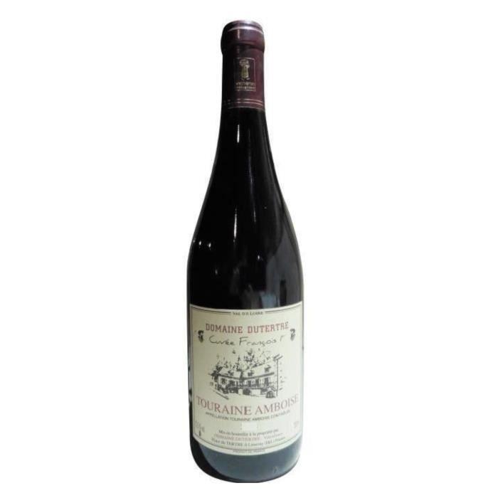 Domaine Dutertre 2016 Touraine Ambroise - Vin rouge du Pays du Val de Loire