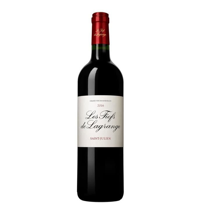 LES FIEFS DE LAGRANGE 2016 Second Vin Saint Julien - Vin Rouge du Bordelais