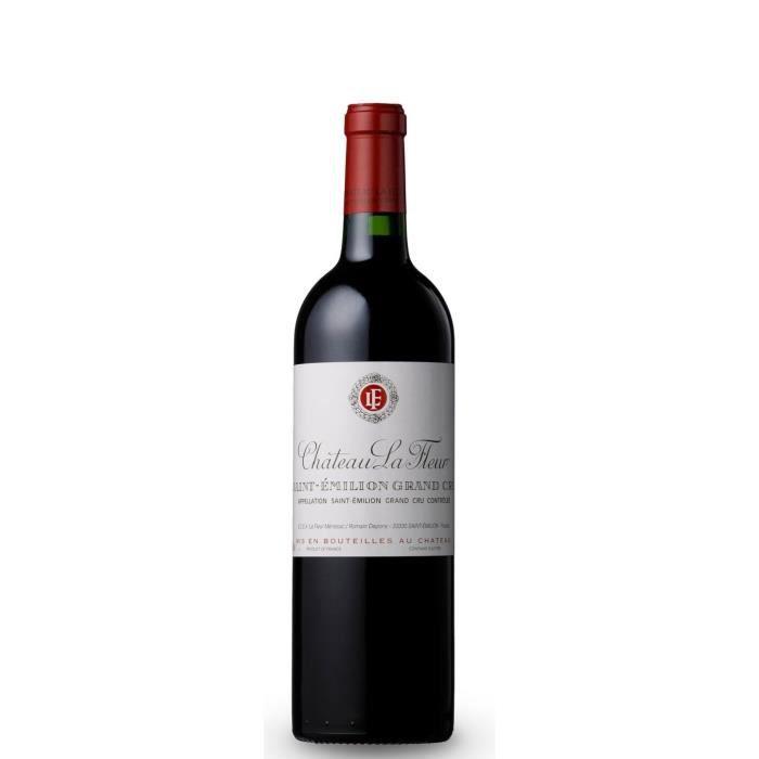 Château LA FLEUR 2016 Grand Cru Saint-Emilion - Vin Rouge du Bordelais