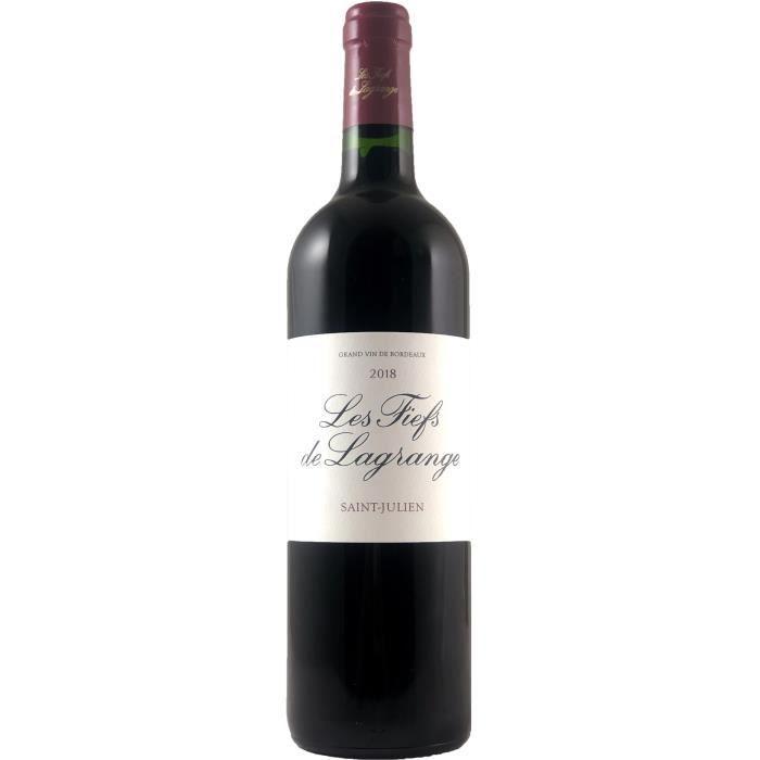 Les Fiefs de Lagrange 2017 Saint Julien - Vin rouge de Bordeaux