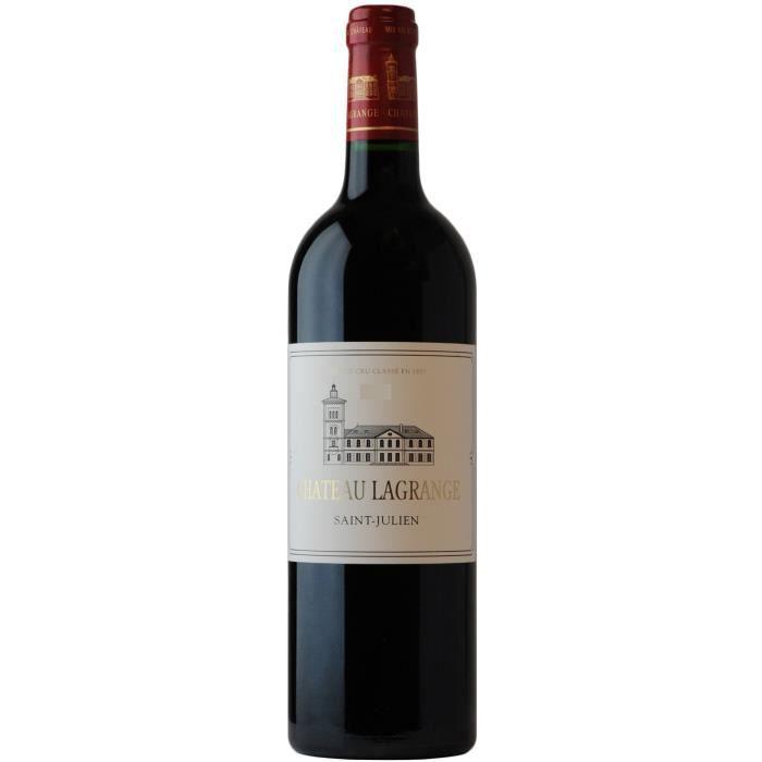 Château Lagrange 2017 Saint-Julien - Vin rouge de Bordeaux