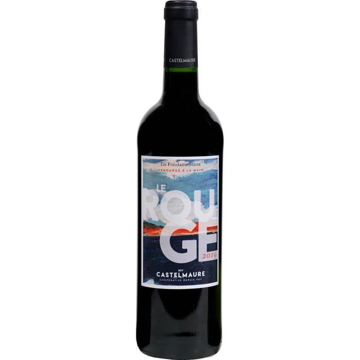 Rouge Vigneron 2018 Corbières - Vin rouge du Languedoc