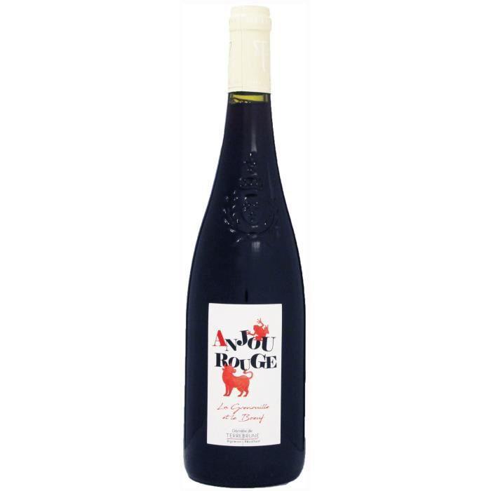 Domaine de Terrebrune 2020 Anjou - Vin rouge de Val de Loire
