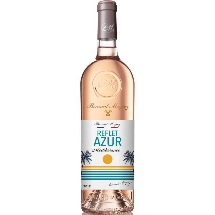 Bernard Magrez Reflet Azur 2019 IGP Méditerranée - Vin rosé