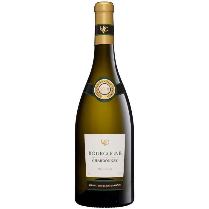 La Chablisienne UVC 2019 Bourgogne Chardonnay - Vin blanc de Bourgogne