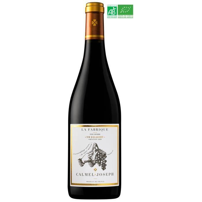 Calmel & Joseph Les Terroirs La Fabrique 2020 Vieux Carignan - Vin rouge de Languedoc-Roussillon