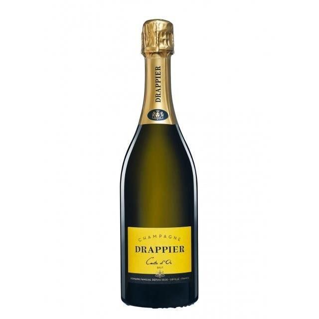 Champagne Drappier Cuvée Carte d'Or Brut - 75 cl