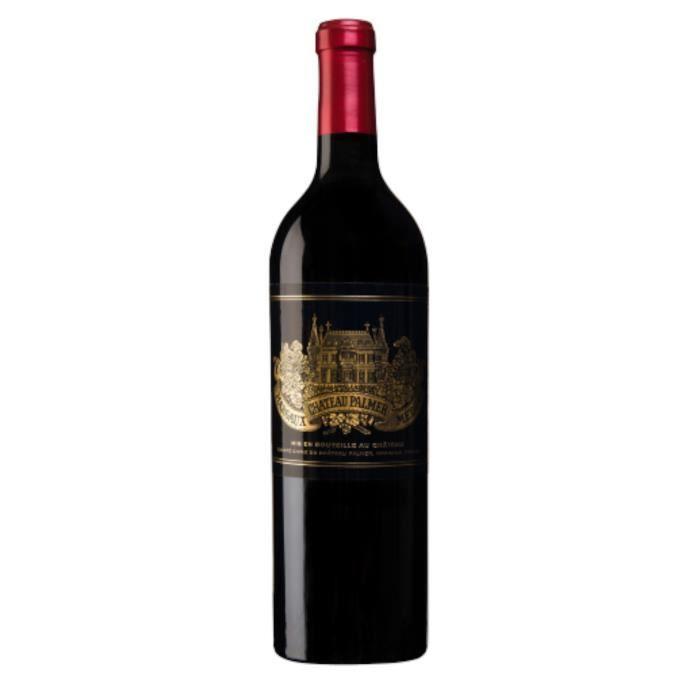 Château Palmer 1998 Margaux - Vin rouge de Bordeaux