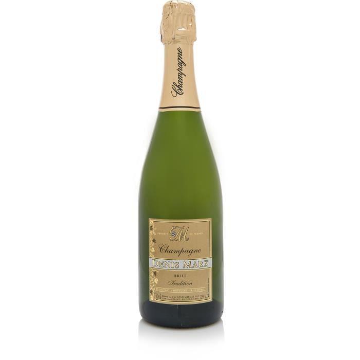 Champagne Denis Marx Brut - 75 cl