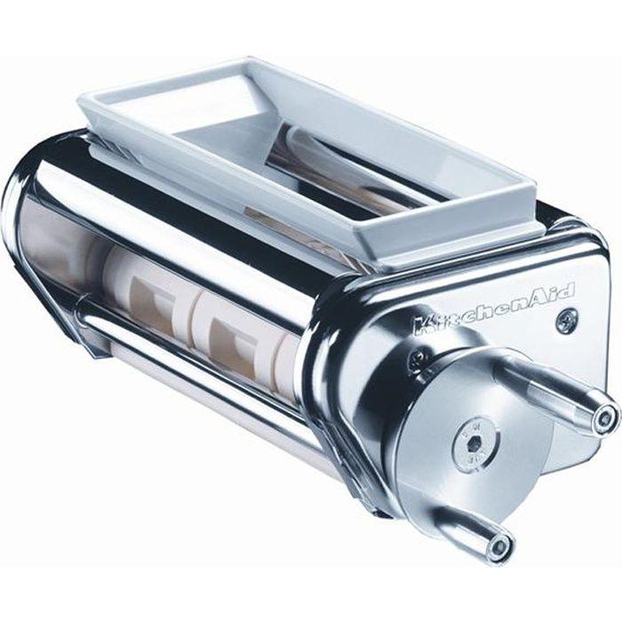 KITCHENAID Accessoires 5KRAV Machine pour la préparation et le remplissage des raviolis pour robot pâtissier KITCHENAID