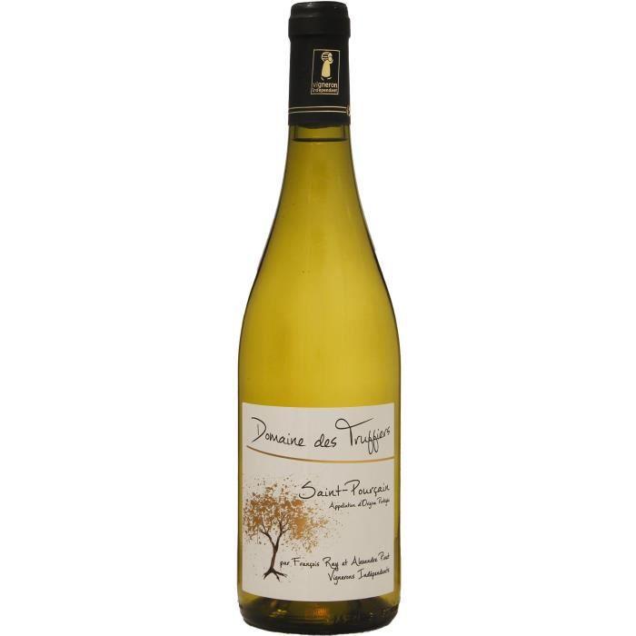 Domaine des Truffiers 2018 Saint Pourçain - Vin blanc du Val de Loire