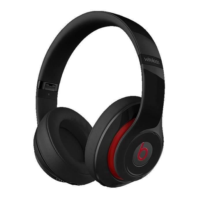 BEATS STUDIO 2 Wireless - Casque audio bluetooth Reconditionné - Noir