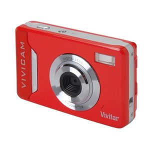 VIVITAR VT036 Compact - 12 MP Zoom 4x Rouge