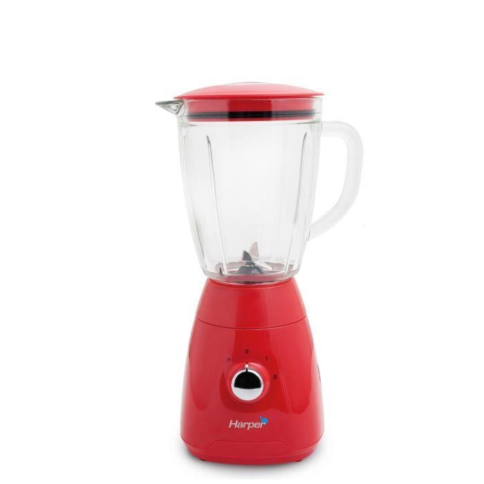 HARPER HB26 Blender classique - Rouge