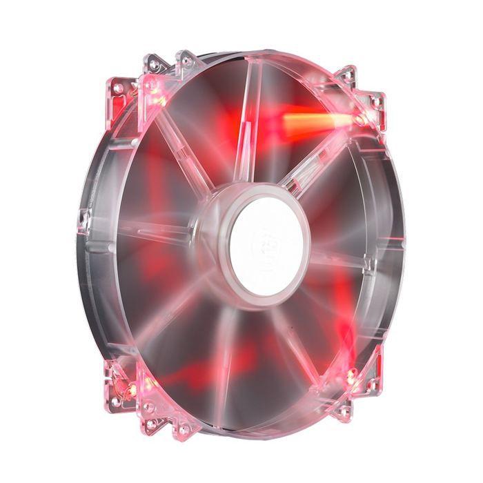 Cooler Master Mega Flow Red