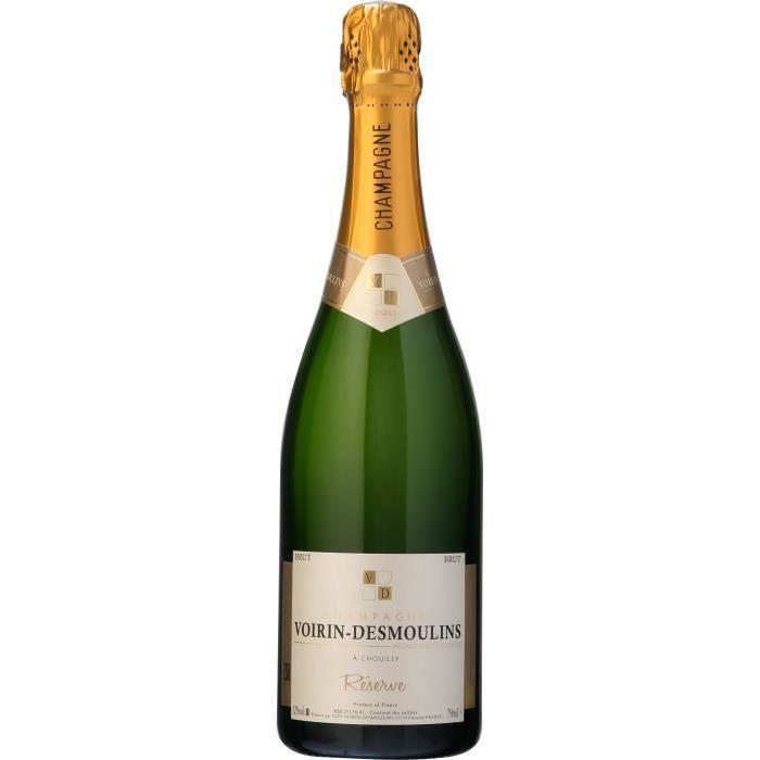 Champagne Voirin Desmoulins Réserve Brut - 75 cl