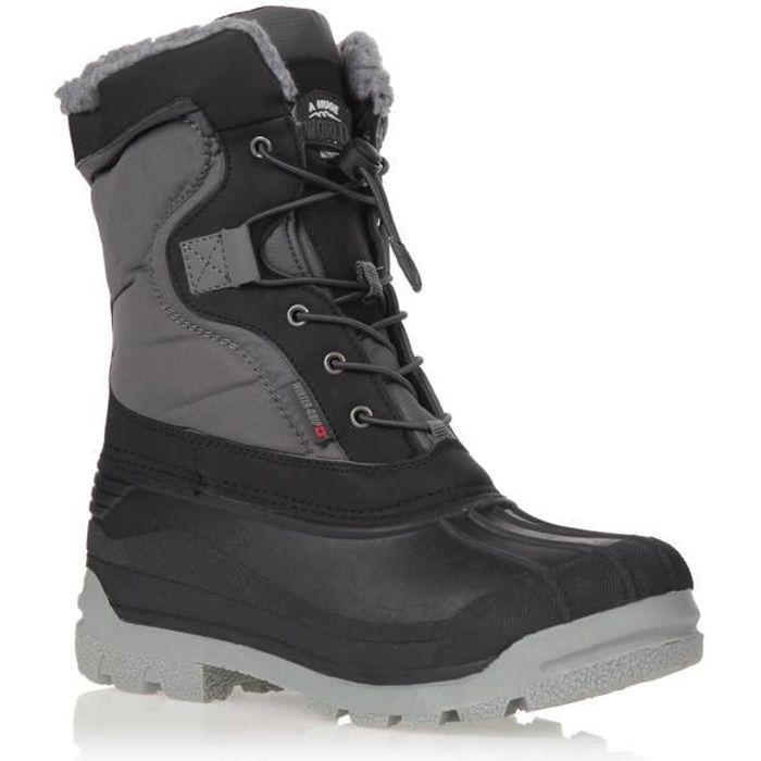 WINTER GRIP Chaussures Après skis Canadian Explorer - Homme - Gris