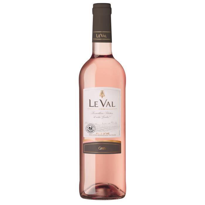 Le Val d'Orbieu 2020 IGP Pays d'Oc - Vin rosé de Languedoc-Roussillon