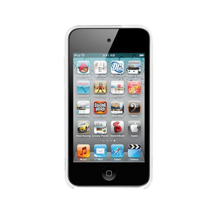 T'nB coque arrière rigide noire- pour iPod Touch 4
