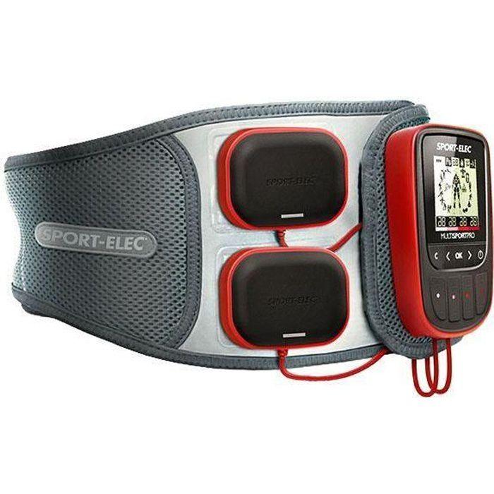 MSP Pro de Sport-Elec avec ceinture abdominale