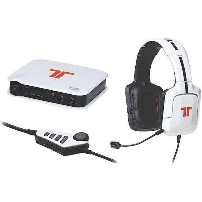 TRITTON PRO Plus White PS3 / XBOX 360 / PC / MAC