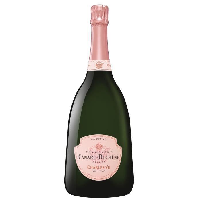 Champagne Canard Duchêne Charles VII Rosé - 75 cl