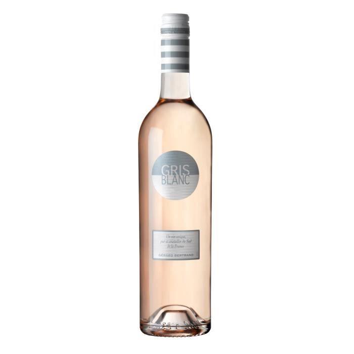 Gris Blanc Pays d'Oc - Vin rosé du Languedoc-Roussillon