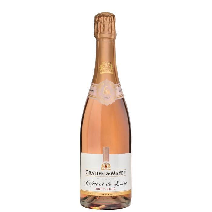 Gratien & Meyer - Crémant de Loire Rosé