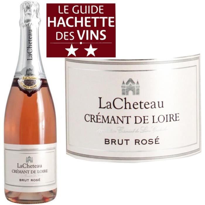 Lacheteau - Crémant de Loire Rosé