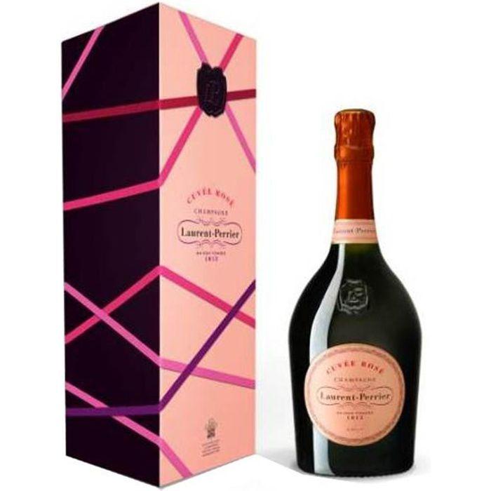 Laurent Perrier Cuvée Rosé Brut Champagne Rosé x1