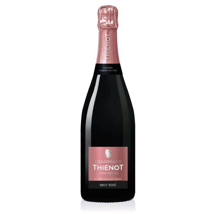 Champagne Thienot Rosé - 75 cl