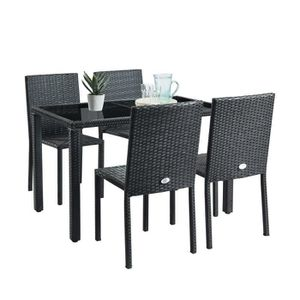 Ensemble tables et chaises TABLECHAIRP2