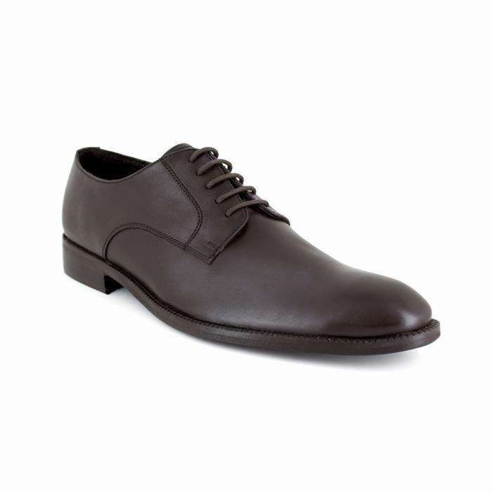 J.BRADFORD JB-LUC Marron Chaussure Homme