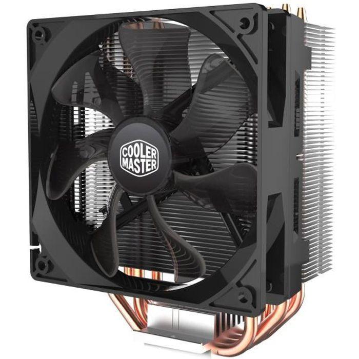 COOLER MASTER Ventilateur pour processeur Hyper 212 LED