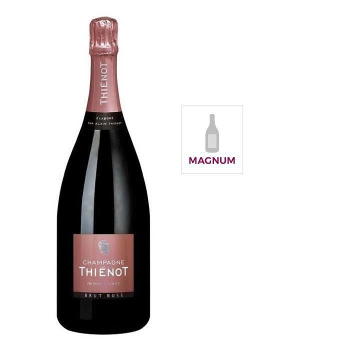 Champagne Thienot Rosé - Magnum 1,5L