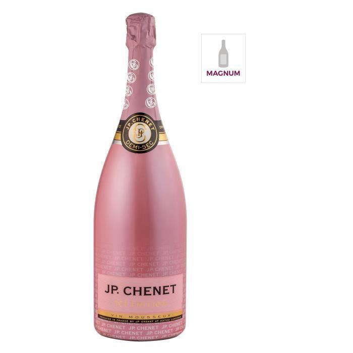 JP Chenet Ice Edition - Vin effervescent Rosé - Magnum 1,5 L
