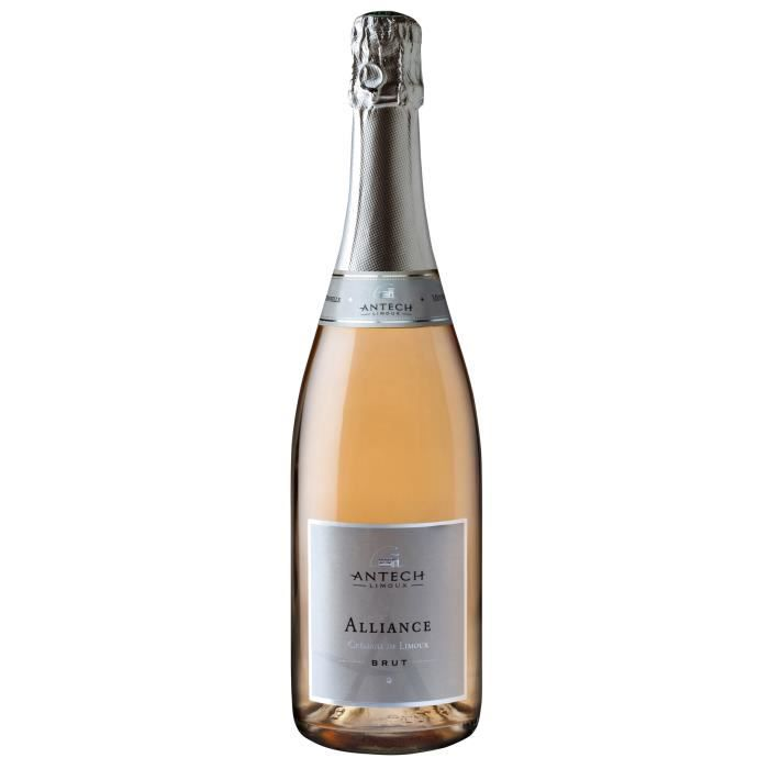 Antech Alliance - Vin effervescent Rosé