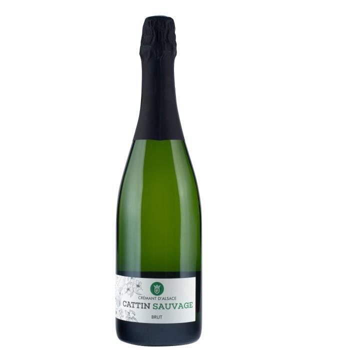 Cattin Sauvage - Crémant d'Alsace