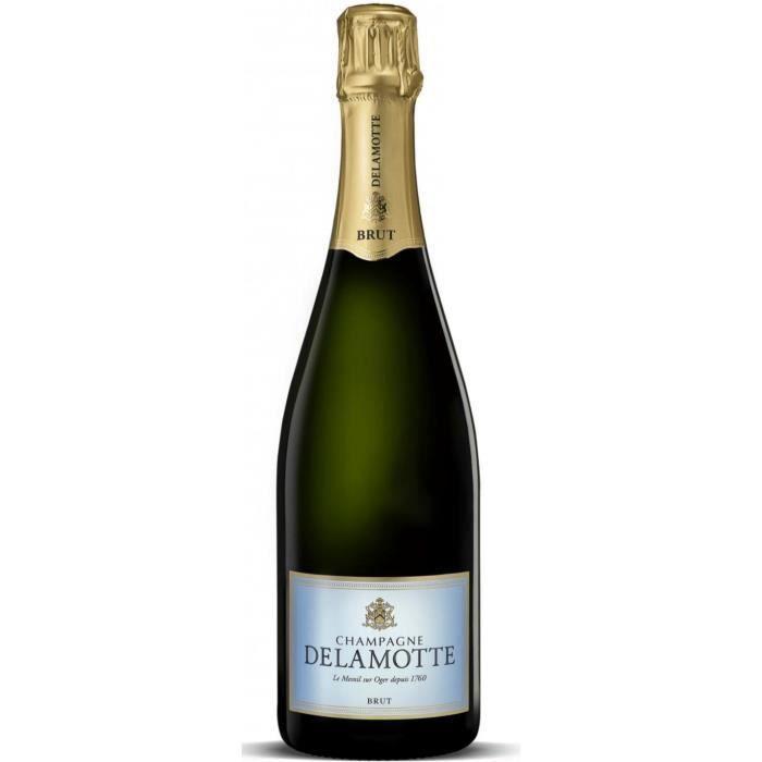 Champagne Delamotte Brut - 75 cl