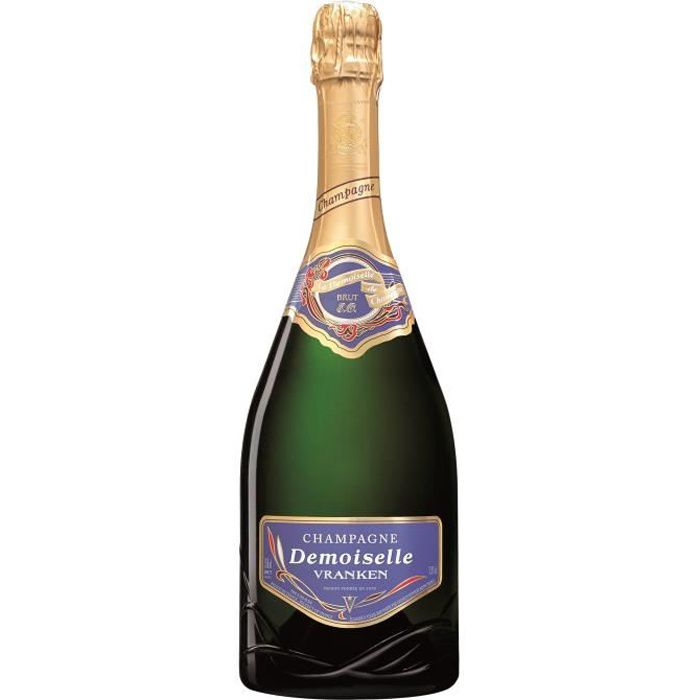 Champagne Demoiselle EO Brut 75cl