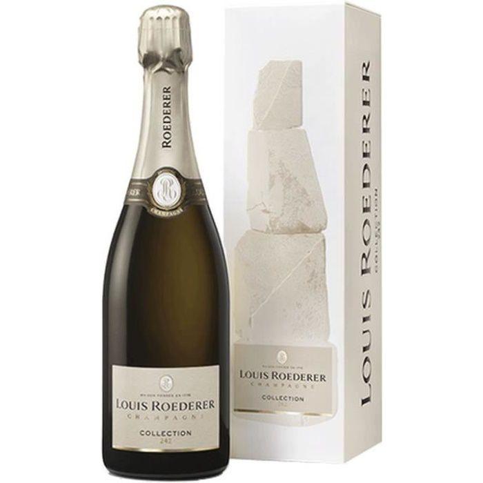 Champagne Roederer Brut Premier avec étui - 75 cl