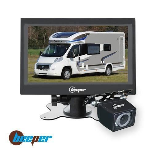BEEPER Caméra de Recul Ecran 7- RW7
