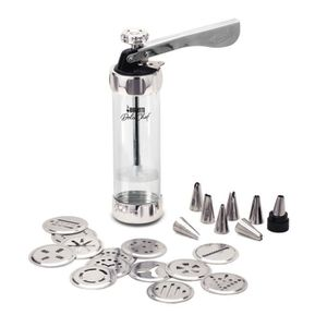 BIALETTI Dolce Chef Kit Biscuits Maker 22 pi?ces