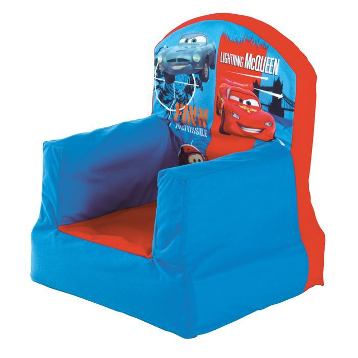Chaise Gonflable Cars 2