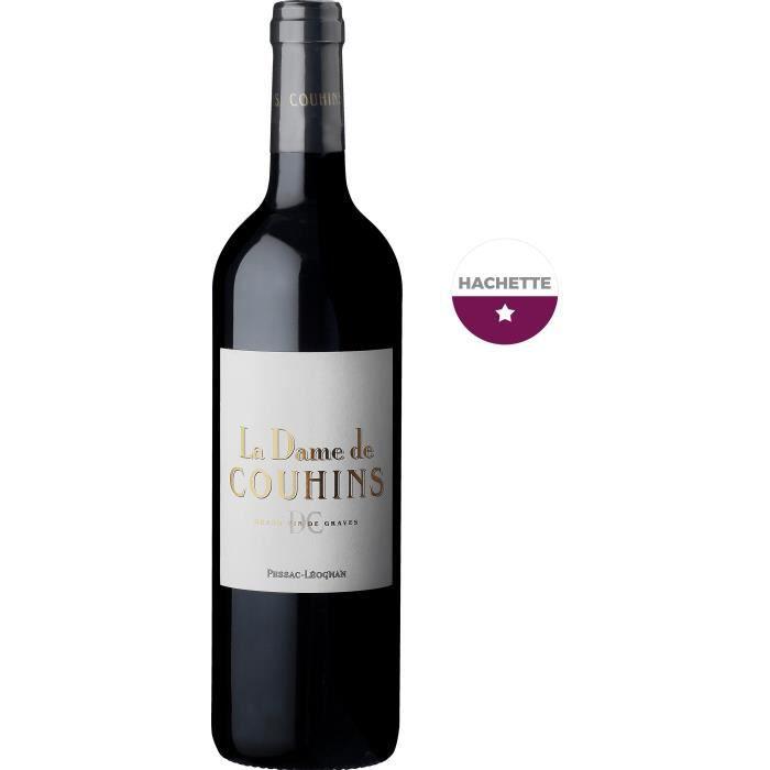 La Dame de Couhins 2011 Pessac Léognan - Vin rouge de Bordeaux