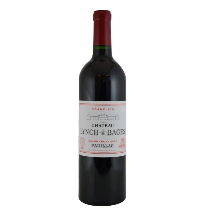 Château Lynch Bages 2013 Pauillac Grand Cru - Vin rouge de Bordeaux