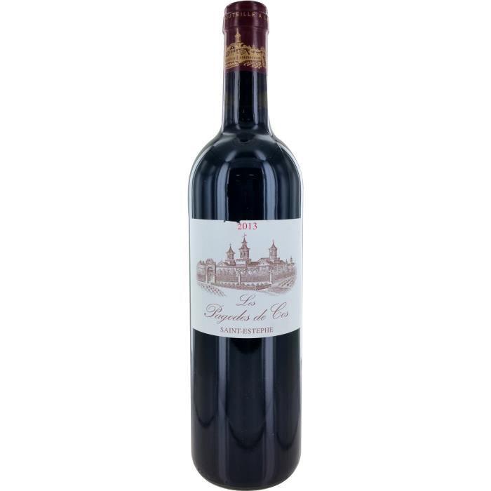 Les Pagodes de Cos d'Estournel 2013 Saint-Estèphe - Vin rouge de Bordeaux