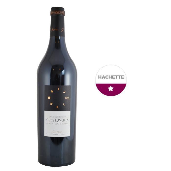 Clos Les Tunelles 2014 Castillon Grand Cru - Vin rouge de Bordeaux