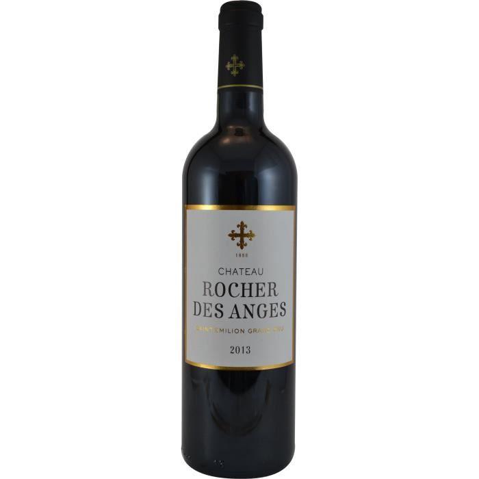 Château Rocher des Anges 2013 Saint Emilion Grand Cru - Vin rouge de Bordeaux