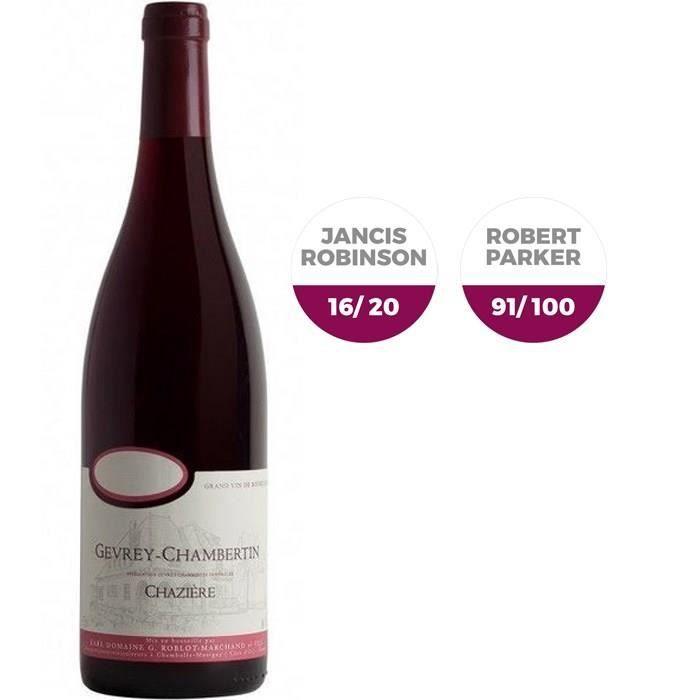 Domaine Roblot-Marchand 2015 Gevrey-Chambertin - Vin rouge de Bourgogne